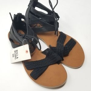 Billabong Wild Wavez Gladiator Sandals